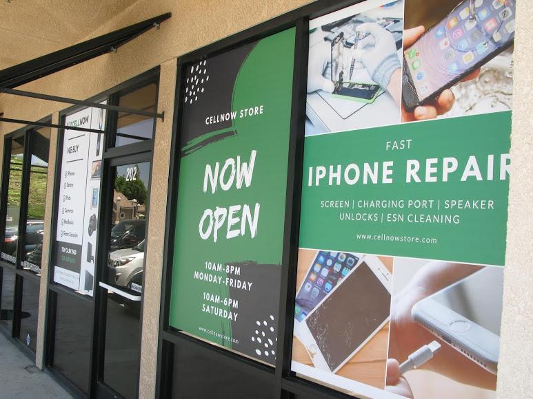 CELLNOW  IPHONE REPAIR CLOVIS & BAKERSFIELD CA